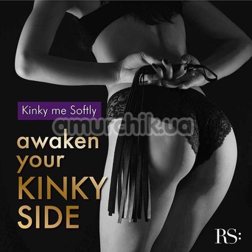 Бондажный набор Rianne S Kinky Me Softly, черный