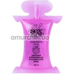 Оральный лубрикант Sex Tarts Raspberry Rush - малина, 6 мл - Фото №1