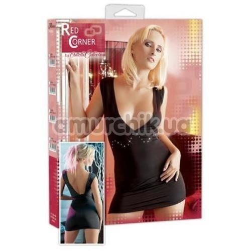 Платье Cottelli Collection Red Corner 2711699, черное