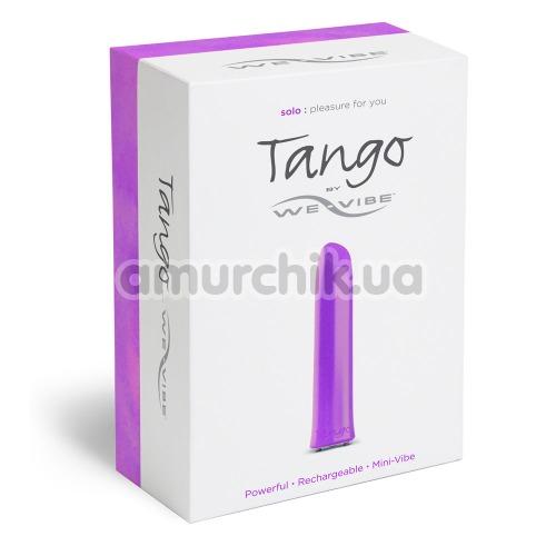 Вибратор We-Vibe Tango Purple (ви вайб танго пурпурный)