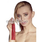 Плеть Leder Minipeitsche, красная - Фото №1