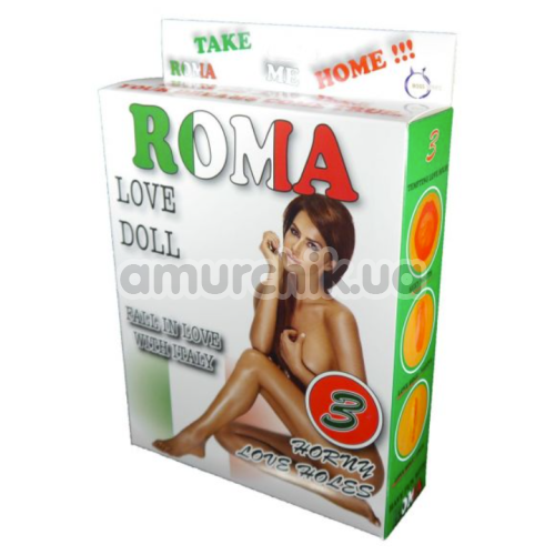 Секс-кукла Roma Love Doll