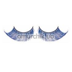 Ресницы Light Blue Feather Eyelashes (модель 534) - Фото №1