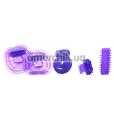 Набор из 5 предметов Climax Kit, фиолетовый - Фото №1