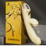 Вибратор KissToy A-King Pro, желтый - Фото №5