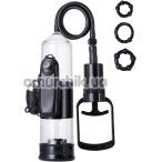 Вакуумная помпа с вибрацией A-Toys Vacuum Pump 769010, черная - Фото №1