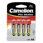 Батарейки Camelion Plus Alkaline High Energy AA, 4 шт - Фото №1
