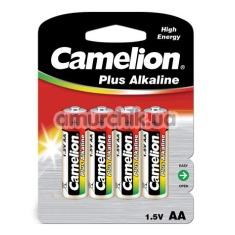 Батарейки Camelion Plus Alkaline High Energy AA, 4 шт - Фото №1