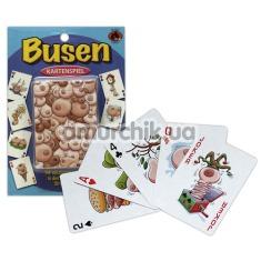 Игральные карты Грудь Kartenspiel Busen - Фото №1