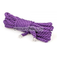 Веревка sLash Premium Silky 5м, фиолетовая - Фото №1