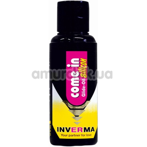 Лубрикант Come in Glide-Oil gel silicon, 75 мл