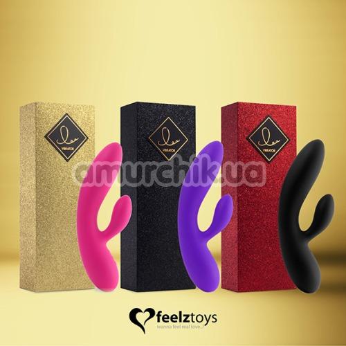 Вибратор FeelzToys Lea Vibrator, фиолетовый