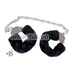 Наручники The Bigger Handcuffs, черные - Фото №1