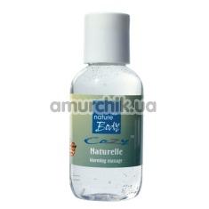 Массажное масло Nature Body Cozy Natural Warming Massage Oil - натуральное, 50 мл - Фото №1