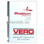 Туалетная вода с феромонами Phobium Pheromo Vero For Women для женщин, 1 мл - Фото №1