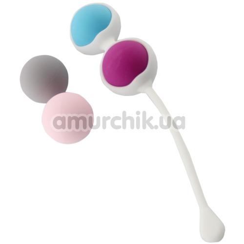 Вагинальные шарики Kegel Balls, 4 шт