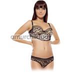 Комплект Hot Nights Indomitable Passion: бюстье + трусики (модель ERL500002) - Фото №1