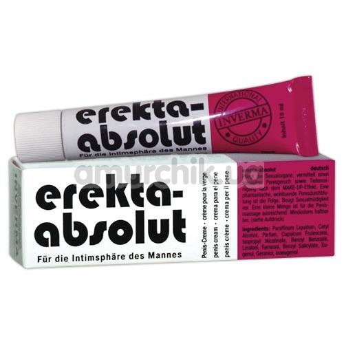 Крем Erekta Absolut для мужчин - Фото №1