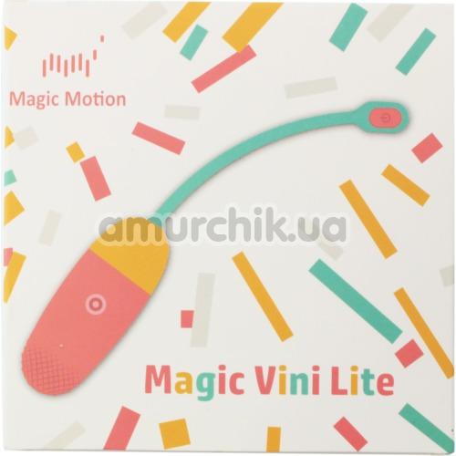 Виброяйцо Magic Motion Magic Vini Lite