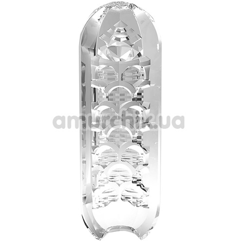 Мастурбатор Tenga Spinner Shell 03, прозрачный