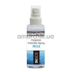 Антибактериальный спрей для очистки интимных зон Antibacterial Hygiene Intimate Spray, 100 мл - Фото №1