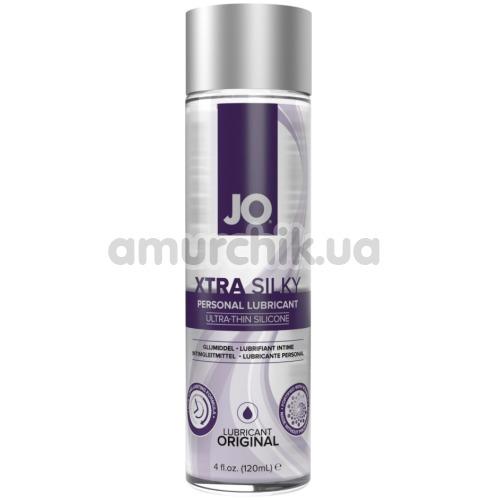 Лубрикант JO Xtra Silky Personal Lubricant, 120 мл