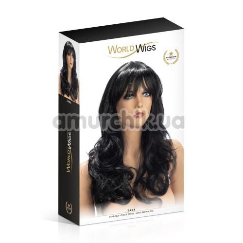 Парик World Wigs Zara, черный