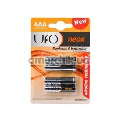 Батарейки UFO Neox AАA, 4 шт - Фото №1