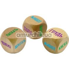 Секс-игра кубики Souvenirs - Фото №1