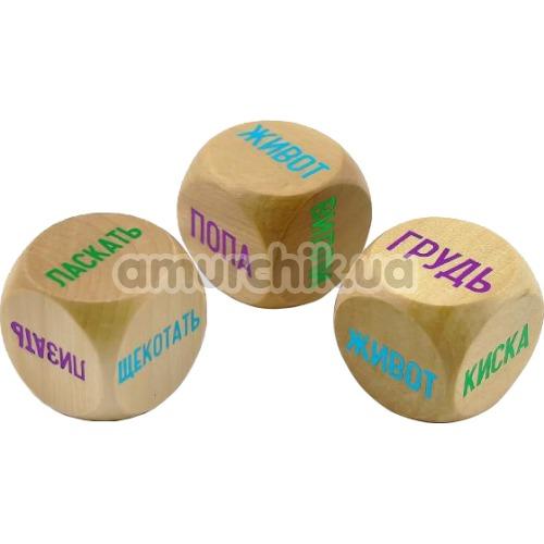Секс-игра кубики Souvenirs