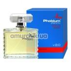 Туалетная вода с феромонами Phobium Pheromo For Men v 2.0 для мужчин, 100 мл