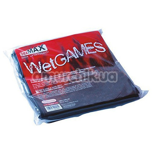 Простыня WetGAMES 180х220, красная