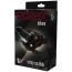Страпон Blaze Deluxe Strap-On Dildo, черный - Фото №6