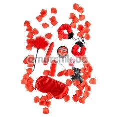 Набор из 7 игрушек X-mas Fantasies, красный - Фото №1