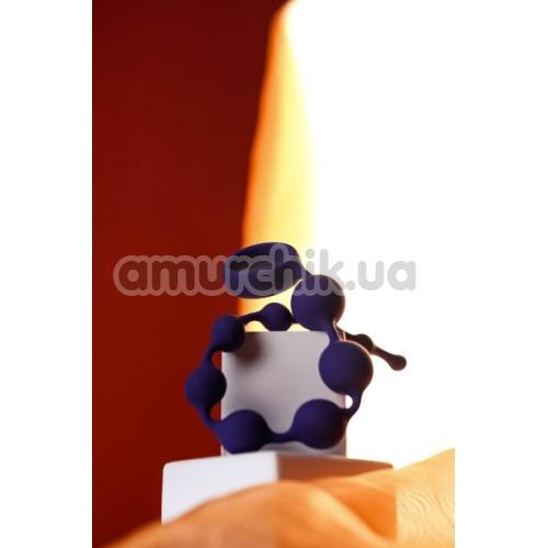 Анальная цепочка ToDo Anal Beads Grape, фиолетовая
