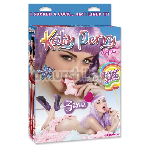 Секс-кукла Katy Pervy
