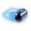 Виброкольцо Brazzers RC011F, голубое - Фото №3