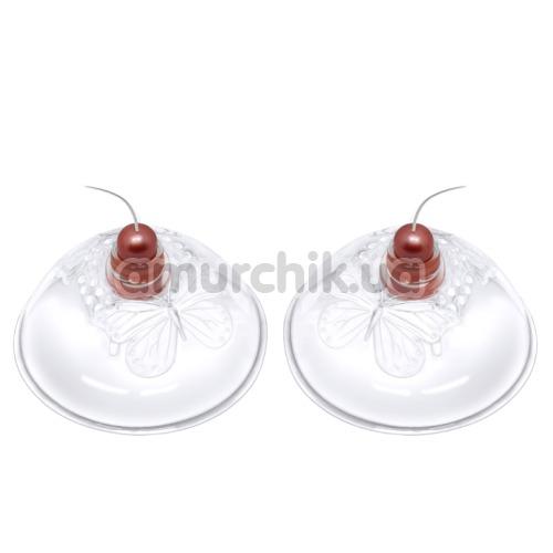Вращающиеся стимуляторы для груди Momo Breast Enhancer