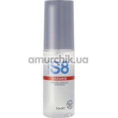 Лубрикант Stimul8 S8 Warming с согревающим эффектом, 50 мл - Фото №1