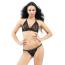 Комплект JSY Sexy Lingerie SO2270 чёрный: бюстгальтер + трусики-стринги - Фото №1