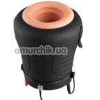 Мастурбатор для электростимуляции ElectraStim Jack Socket, черный - Фото №1