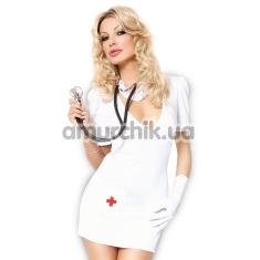 Купить Костюм медсестры Doctor: платье + маска на лицо