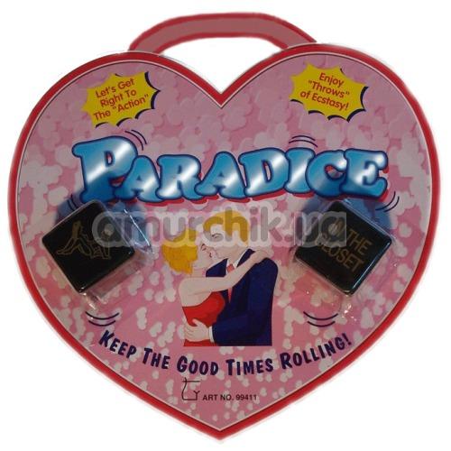 Секс-игра кубики Paradice