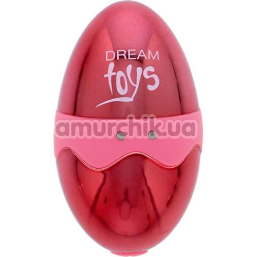 Симулятор орального секса для женщин Vibes Of Love Happy Egg, красный - Фото №1
