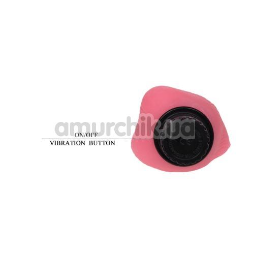 Вибратор The Realistic Сock 19.5 см розовый