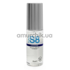 Лубрикант Stimul8 S8 Cooling с охлаждающим эффектом, 50 мл - Фото №1