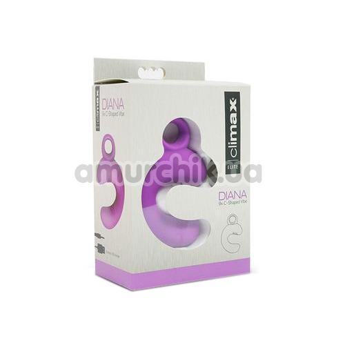Вибратор Climax Diana, фиолетовый