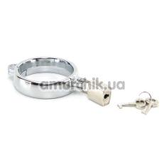 Эрекционное кольцо Metal Worx Cockring Large - Фото №1