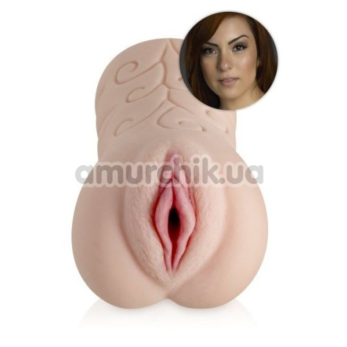 Искусственная вагина Real Body Real Frenchy 3D, телесная