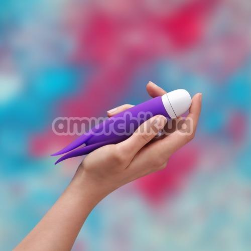 Клиторальный вибратор Fun Factory Volita Slim Vibrator, фиолетовый